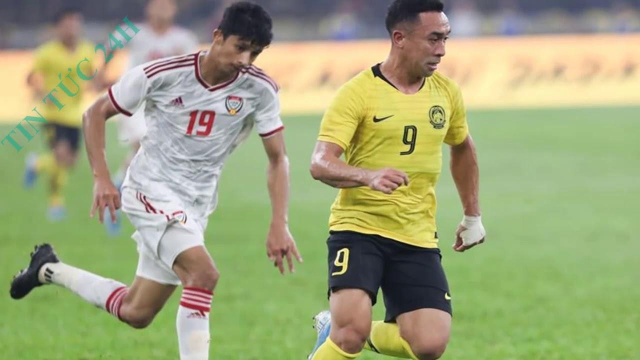 Kết Quả bóng  Malaysia vs UAE:  Đẳng cấp đội khách - Vòng loại world cup 2022