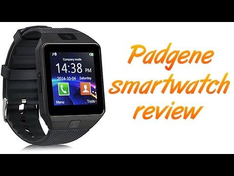 Padgene DEZ09 Smartwatch Review - Cheapest Smartwatch Ever?