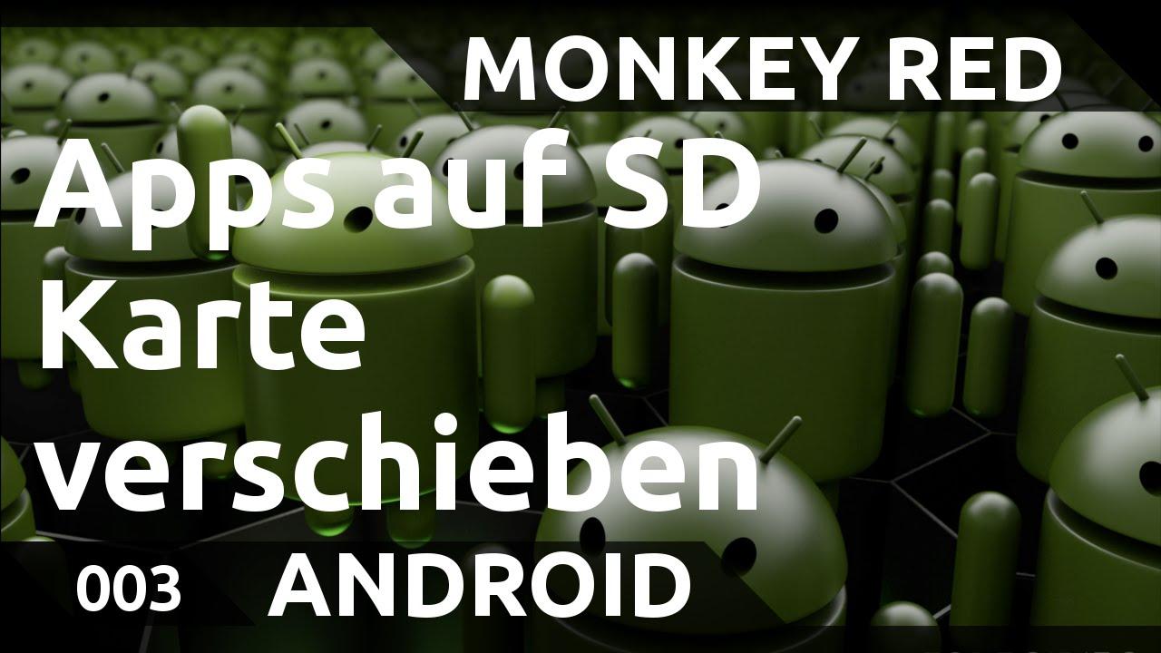 Android Apps Auf Sd Karte Verschieben Für Mehr Speicher