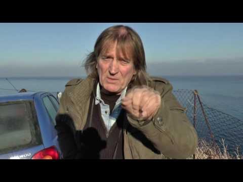 2016-12-11 Lesvos, Greece: Turkish coast guard exceeds Greek border to take refugees back to Turkey