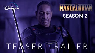 The Mandalorian: SEASON 2 - TEASER TRAILER #1(2020) - Temuera Morrison, Pedro Pascal (CONCEPT)