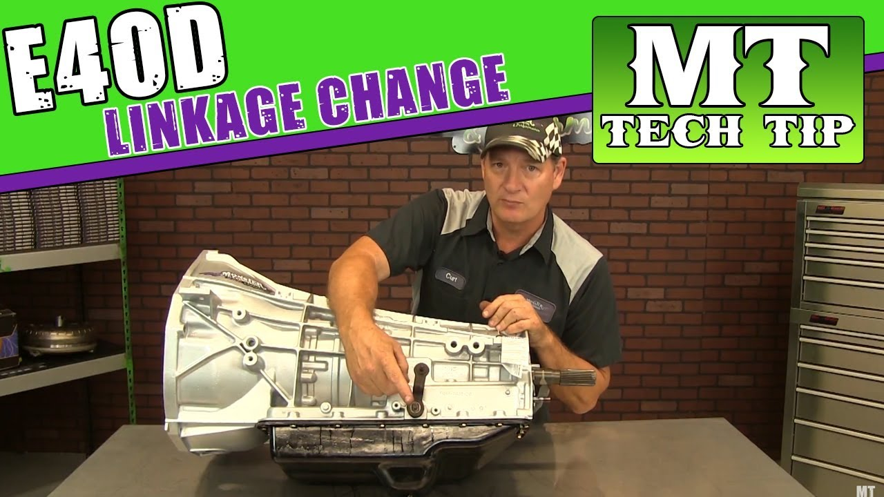 E4od Or 4r100 Linkage Change Curts Corner Monster Transmission 89 Ford 7 3 Idi Fuel Filter Location