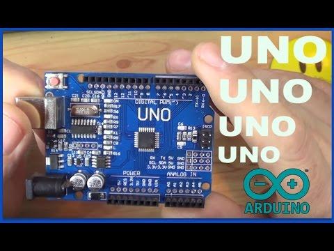 Из Китая  Arduino UNO R3 (для начинающих)