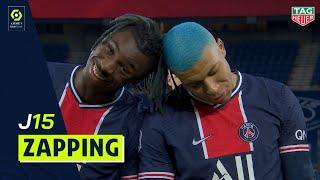 Zapping de la 15ème journée - Ligue 1 Uber Eats / 2020-2021