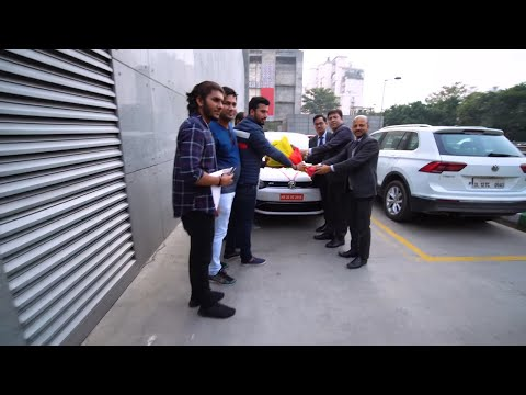 Taking Delivery Of Volkswagen Polo Gt Tsi 2019 India - Best Automatic Car
