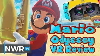 Super Mario Odyssey VR Review (Video Game Video Review)