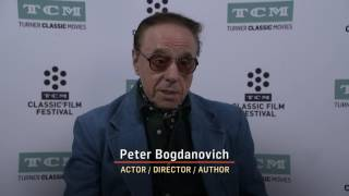 Peter Bogdanovich at 2017 TCMFF