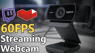 Logitech C922 vs C920 | Best NEW Webcam 2016?