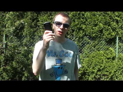 Samsung C3050 Phone Review comedic style