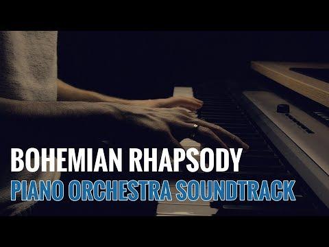 Bohemian Rhapsody Piano Orchestra Soundtrack Cover