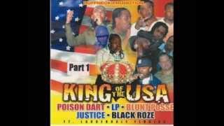 JUSTICE SOUND VS POISON DART VS LP INT.VS BLUNT POSSE VS BLACK ROSE.
