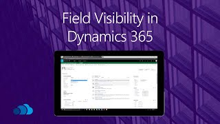 Field Visibility In Dynamics 365