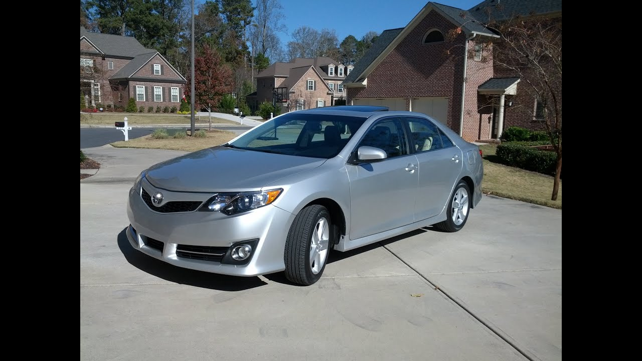 Camry 2013 reviews