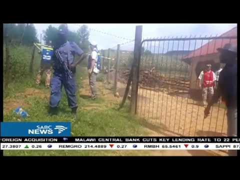 The Hawks have bust an alleged stock theft ring