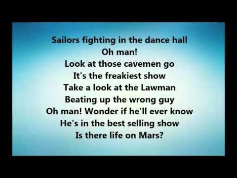 Trey Songz / Life On Mars LYRICS ON SCREEN NEW