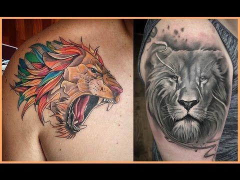 Tatuajes De Leones Youtube