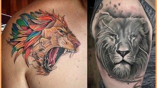 Tatuajes de Leones