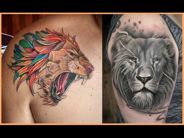 Tatuajes De Leones Video Mas Popular