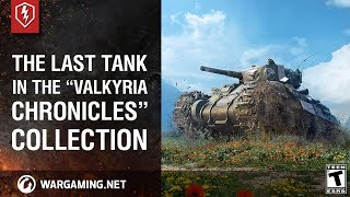 Download lagu Hafen. The last tank in the Valkyria Chronicles. WoT Blitz