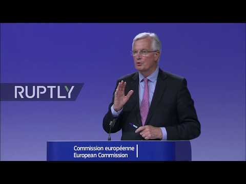 LIVE: Article 50 negotiations between the UK and EU begin in Brussels: joint press conference