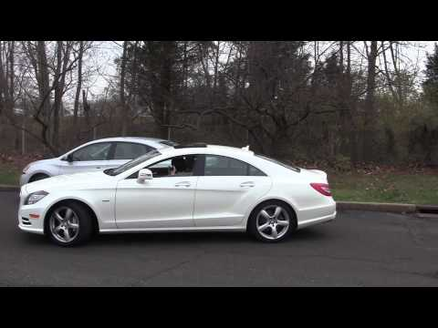 RU Geared Up: Mercedes Benz CLS 550 Review
