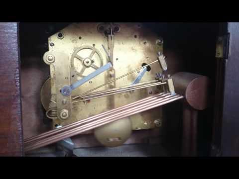 MOV 3599 - german mantle clock