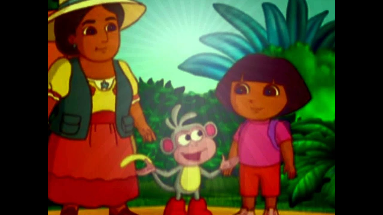Dora the Explorer Season 8 Episode 6 Verdes Birthday Party YouTube