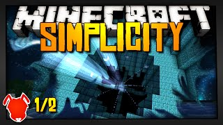 Minecraft | SIMPLICITY Pt. 1 | Adventure Map