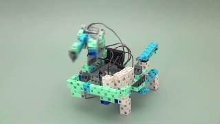 Programmation avancée d'un robot - Le robot à bras mécanique