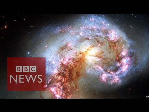 How Hubble Space Telescope opened up the universe - BBC News