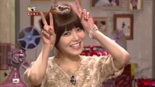 少女時代(SNSD) [2012.12.26] 真夜中のTV芸能 スヨンCUTでスヨン(^^ゞ・・
