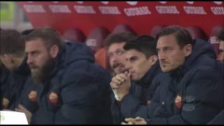 Il gol di Paredes - Roma - Sassuolo - 3-1 - Giornata 29 - Serie A TIM 2016/17