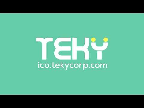 International Community talks about Teky ICO's opportunity