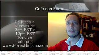 Forex con Cafe del 07 de Febrero del 2018
