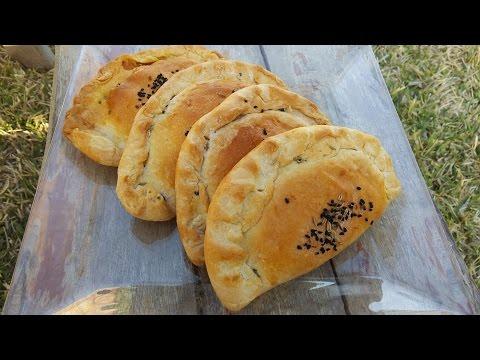 chaussons-à-la-viande-hachée-(soufflé-tunisien)-/-tunisian-empanadas-recipe