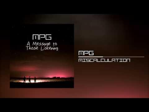 MPG Music - Miscalculation