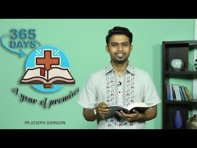 A Year of Promises | Joseph Johnson