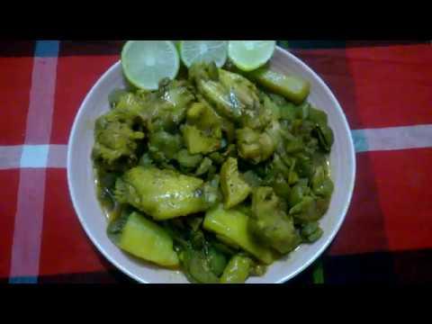 #Chicken With Dumur Curry/ডুমুরের রেচিপি.