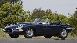 1967 Jaguar E Type Series I 4.2 Roadster