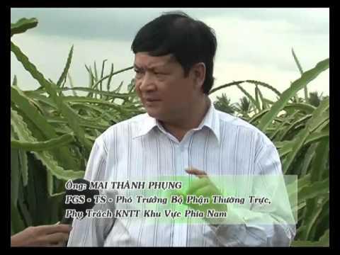 Bạn của nhà nông - TS. Mai Thành Phụng nói về phân bón hữu cơ vi sinh