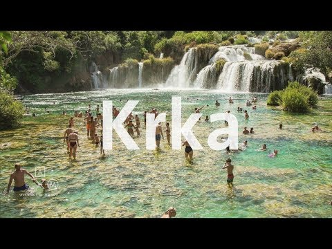 MAGICO LUGAR DESCONOCIDO Krka   Alan por el mundo Croacia #10