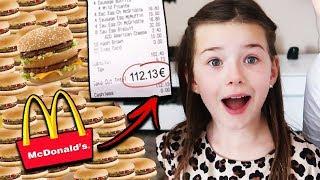Person VOR UNS entscheidet, WAS WIR essen (McDonalds) - Lulu  & Leon