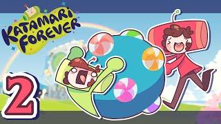 Katamari Forever / SWEET DREAMS! / Part 2 / Jaltoid Games