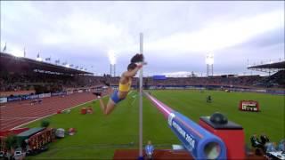 Angelica Bengtsson 4,65 – EM-brons i Amsterdam – 9 juli 2016