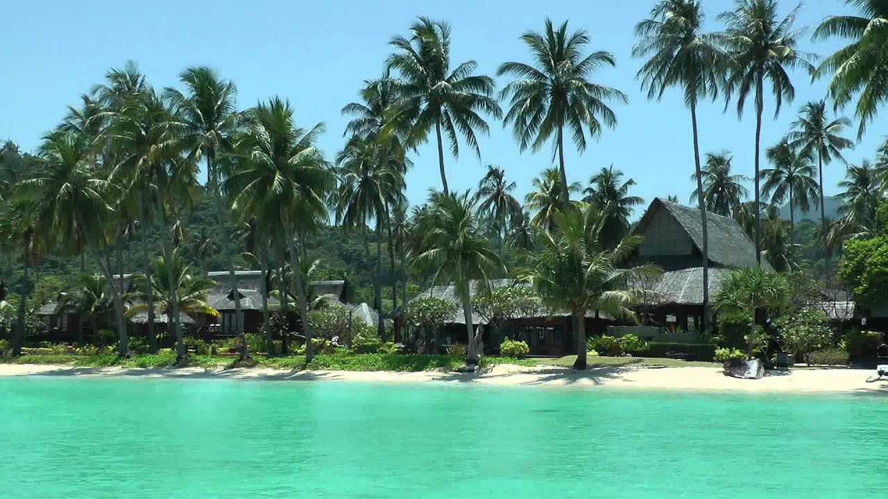 Ankunft Im Phi Phi Island Village Resort Teil 2 2 Youtube