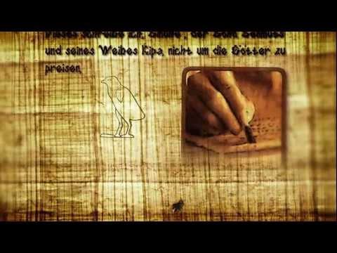 Sinuhe der Ägypter YouTube Hörbuch Trailer auf Deutsch
