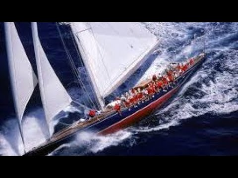 Amati America's cup Endeavour part 4