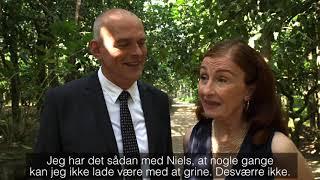 Interview med Bodil Jørgensen og Niels Olsen