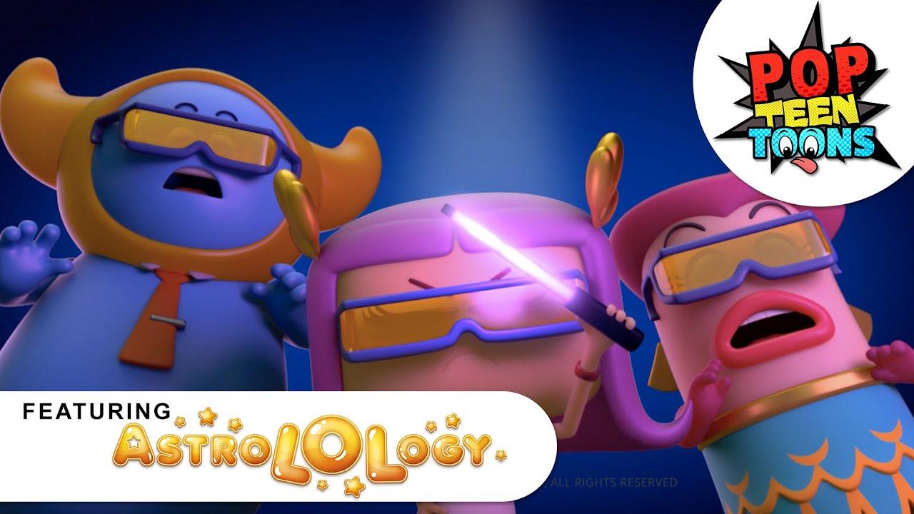 AstroLOLogy | Virgotronic | Virgo Special| Funny Cartoons for Kids | Pop Teen Toons