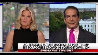 Charles Krauthammer Discusses Jeff Sessions' Future Free HD Video